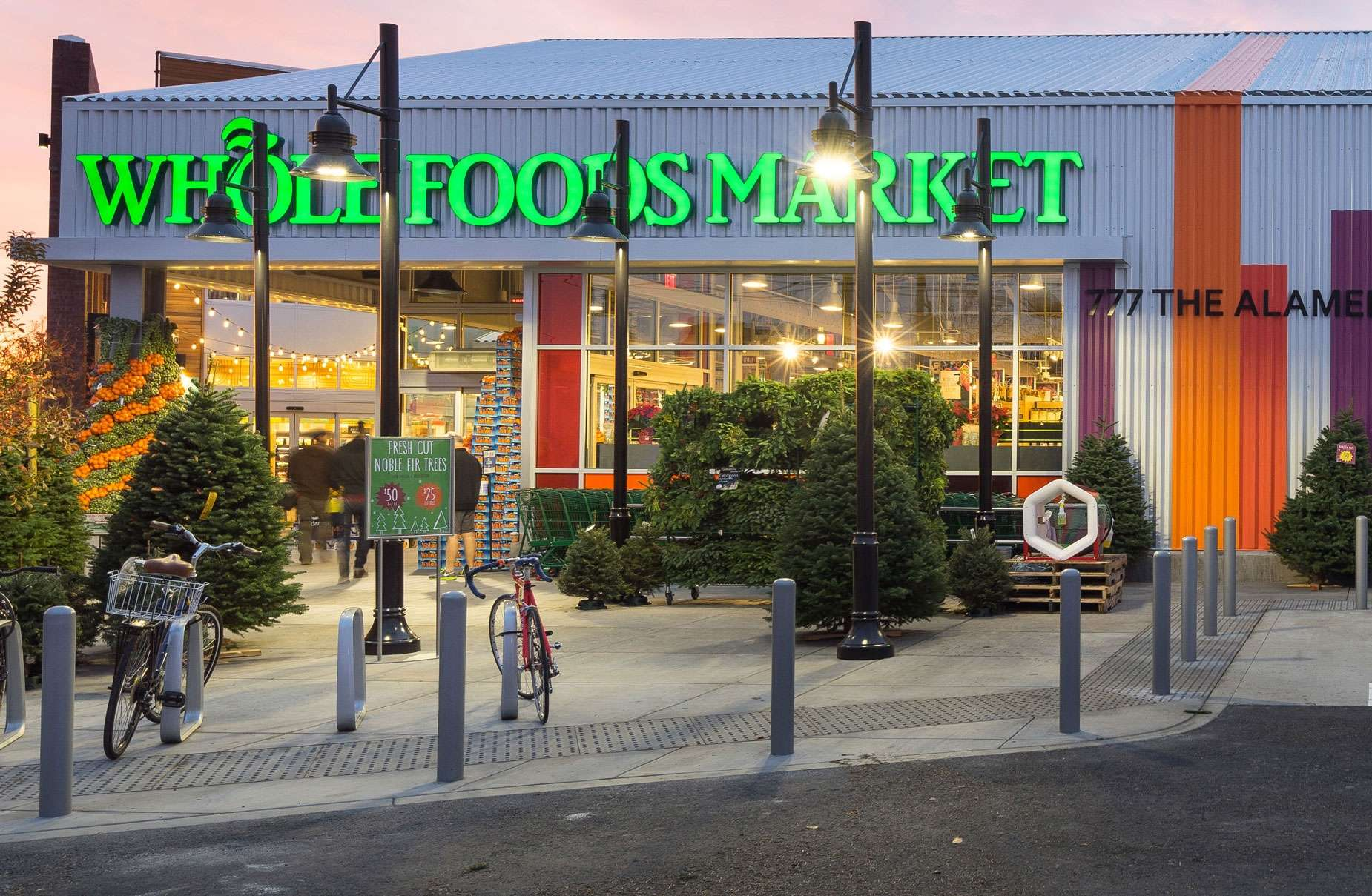 Whole Foods Market, The Alameda